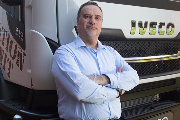 IVECO leaves no stone unturned