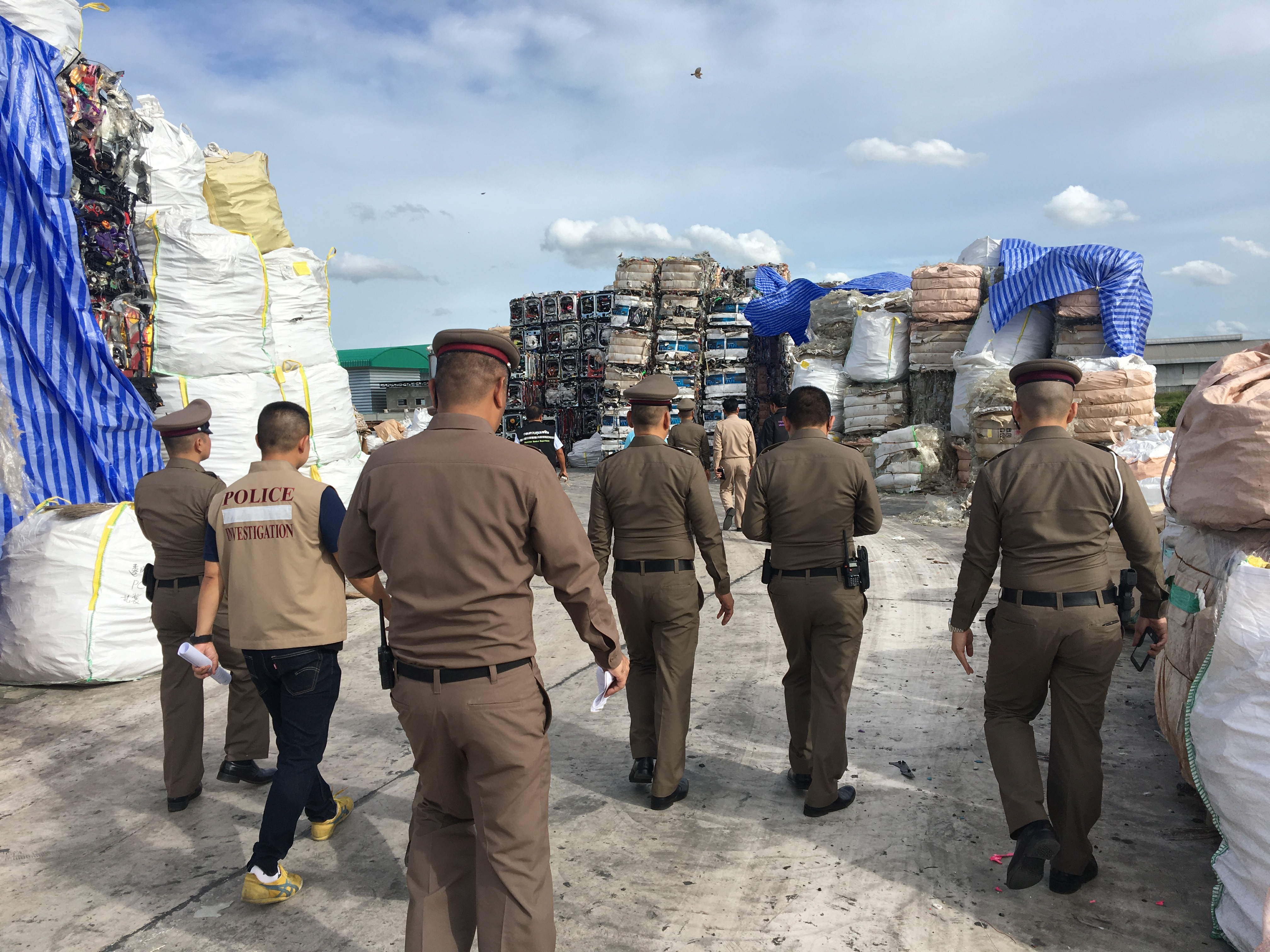 Malaysia, Thailand and Vietnam waste imports crackdown