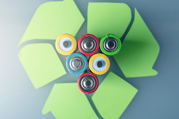 Five benefits of a workplace battery recycling program