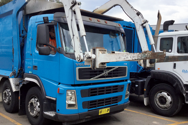 Valuable proposition: Transport & Waste Solutions Australia