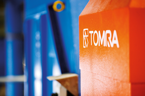 TOMRA and CEMAC technologies partner