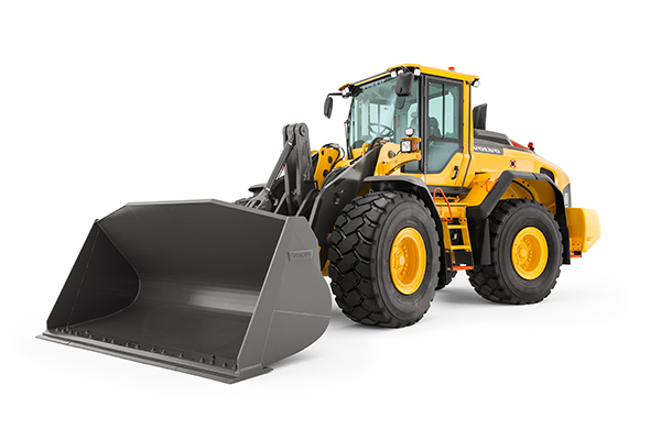 Volvo L110H and L120H wheel loaders