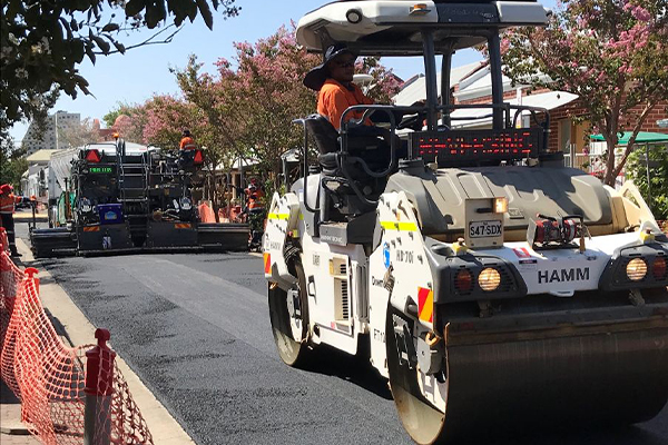 Downer and Adelaide deliver Australia's first recycled road