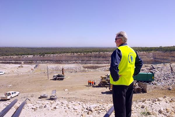 NSW's landfill gap