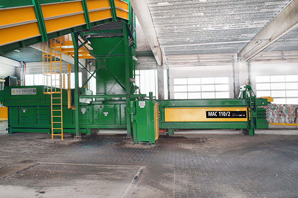 MAC/2 Balers for higher density