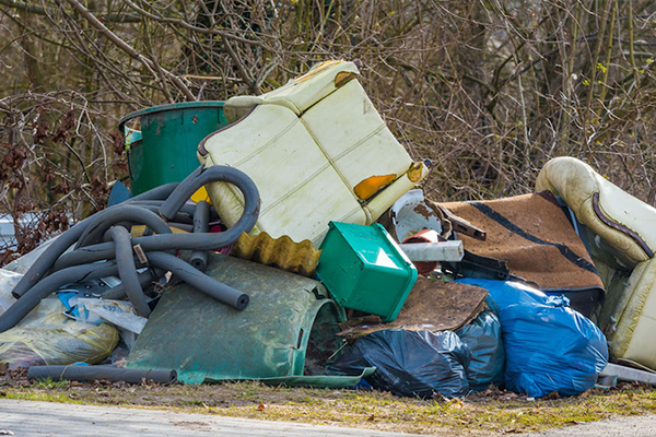 Illegally dumped waste costs Melbourne $10.8 million a year