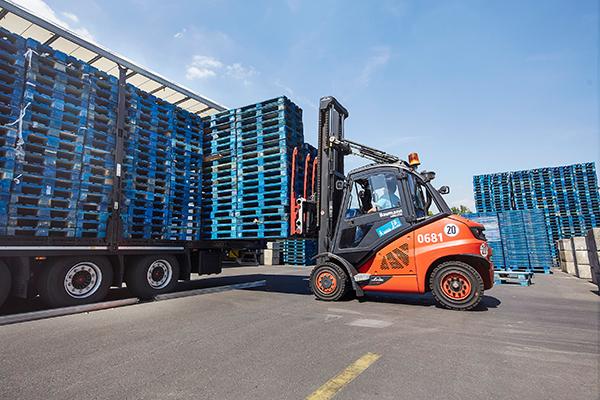 Logistics in reverse: CHEP Australia