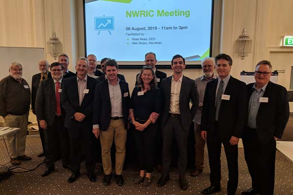 NWRIC meets with ministers