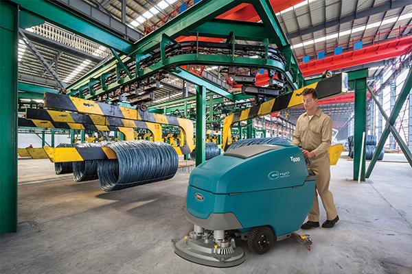 Tennant Company's sustainability strategy