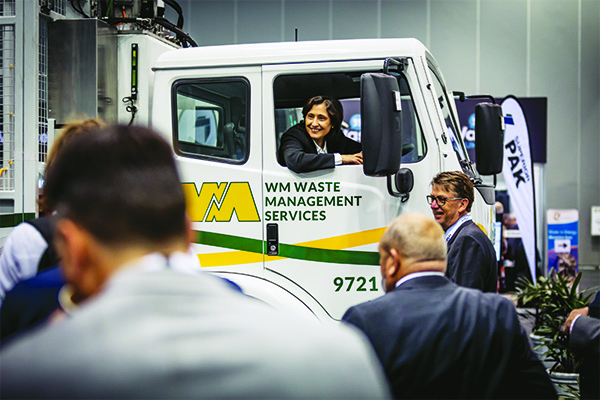 Waste Expo: the next generation