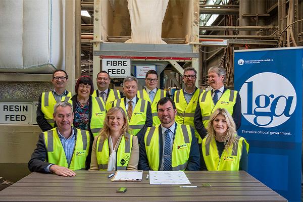 South Australian councils sign procurement MOU