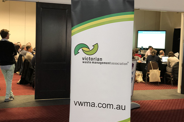 VWMA hosts National Recycling Week business breakfast