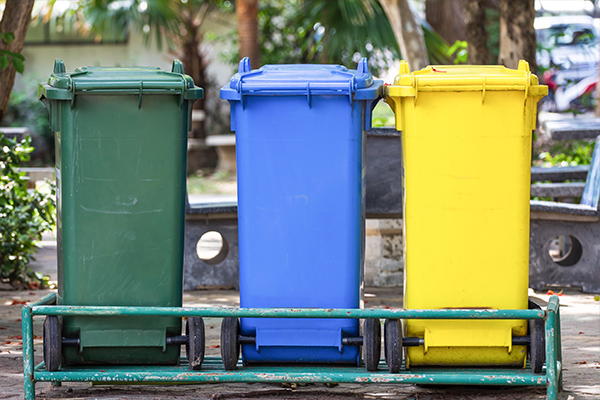 Parliament launches inquiry into waste and recycling industries