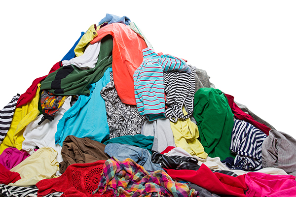 Moving the Needle targets textile waste