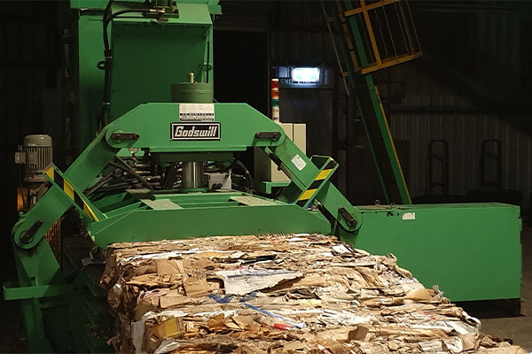 Baled to perfection: Material Recovery Solutions