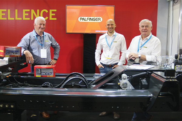 Palfinger finds its niche at AWRE