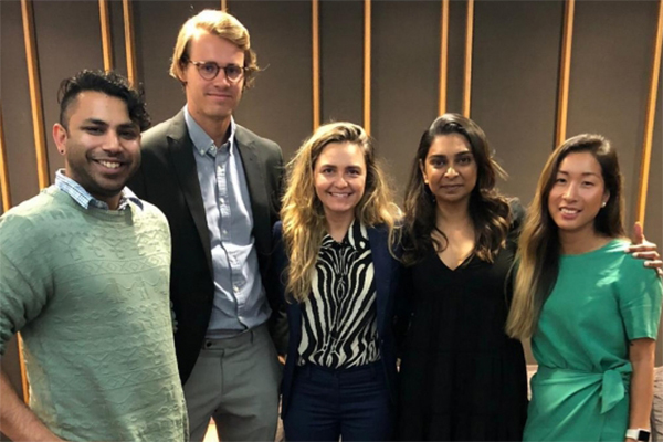 UNSW students develop plastic reprocessing start-up