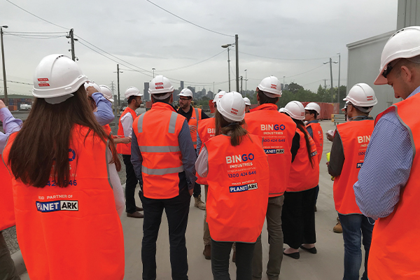 Immersed in industry: VWMA Waste Expo site tours