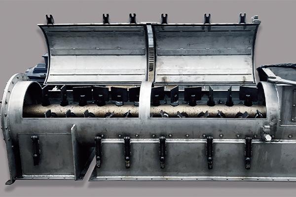 The Dominator Depackaging Machine: ELB Equipment