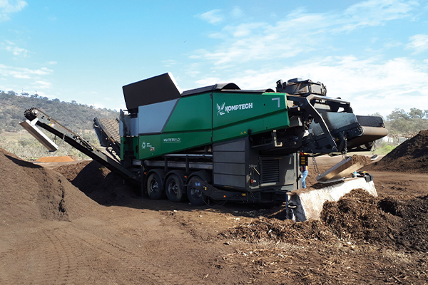 Capital compost: ELB Equipment and Corkhill Bros