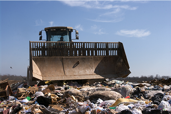 Landfill levy set to double under Recycling Victoria strategy
