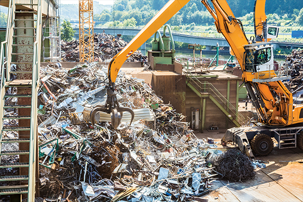 One-stop-shop services for the Recycling Plant sector