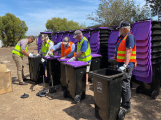 Leading the recycling revolution: Moyne Shire Council