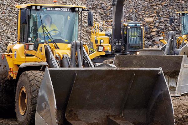 Demolishing waste: CJD Equipment and Repurpose It