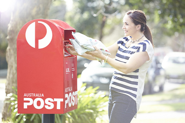 Australia Post commits to recycled plastic satchels