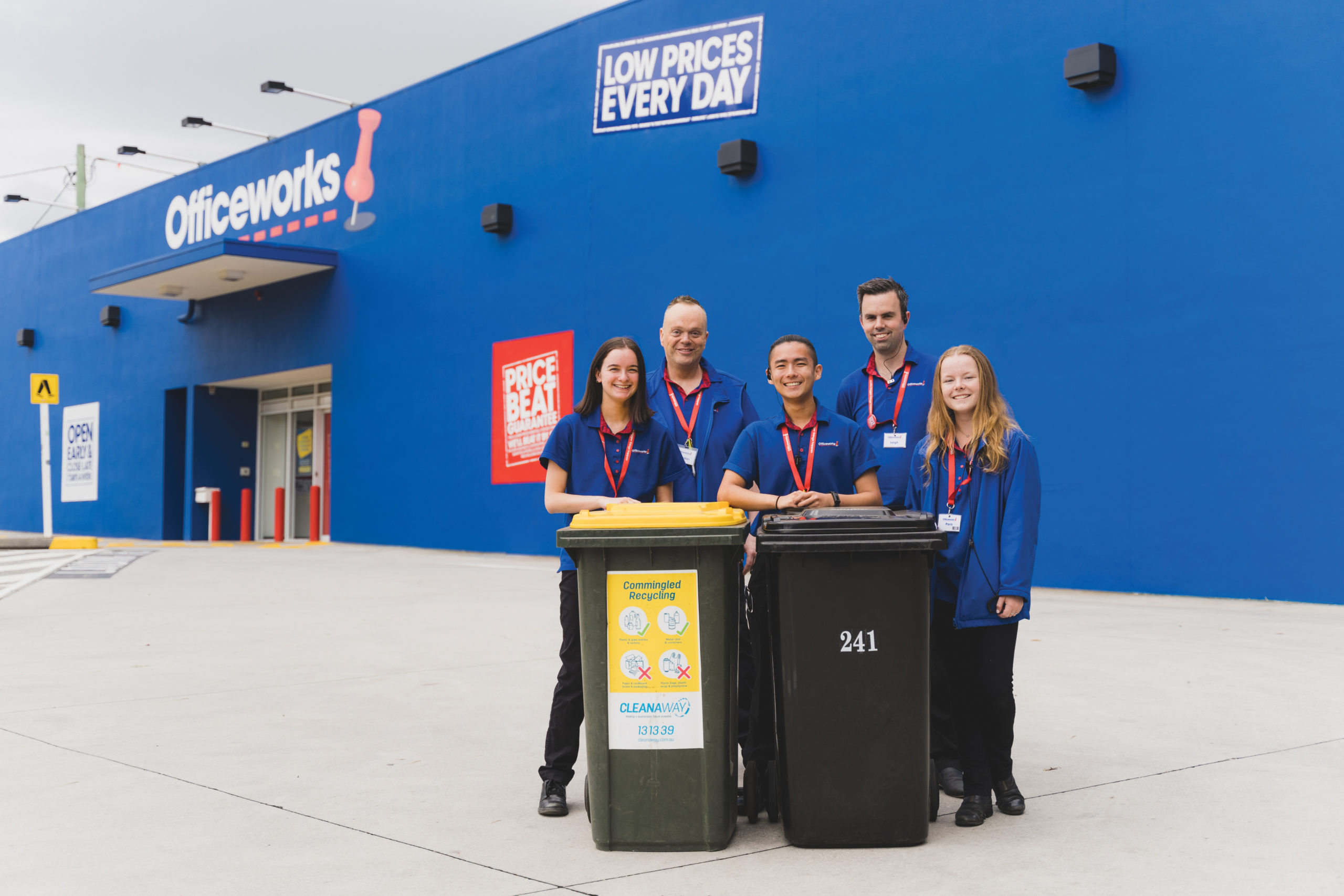 The right to repair: Officeworks