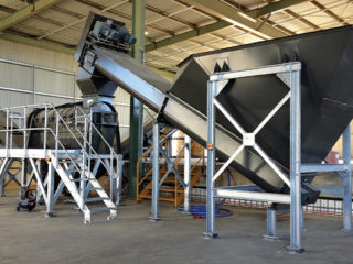 Atritor Turbo Separator: Wastech Engineering