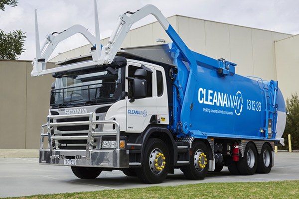 10-year extension for Cleanaway City of Sydney South contract