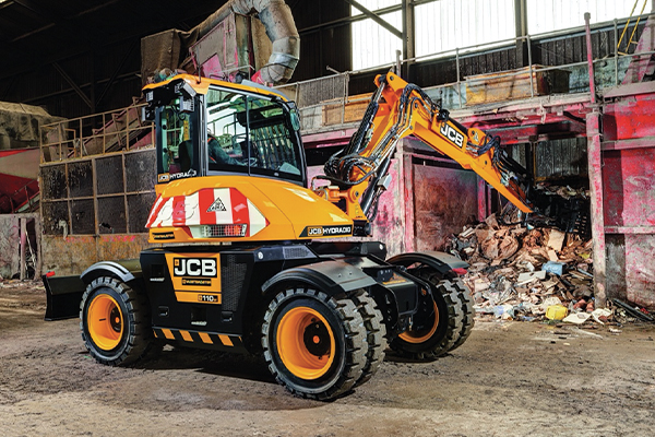 Driving commercial recovery: JCB CEA