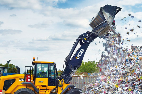 Waste never stops: JCB and KTS Recycling