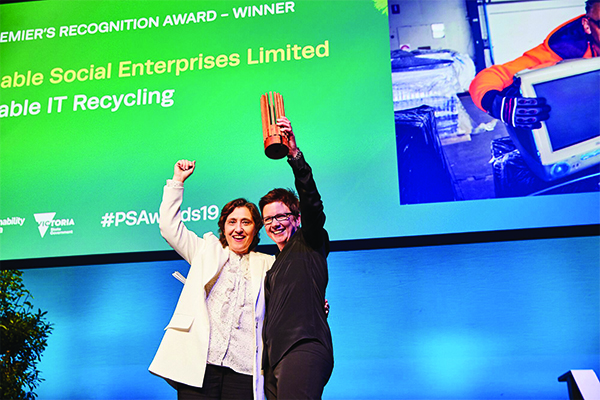 Premier's Sustainability Awards finalists announced
