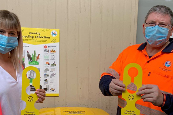 Port Phillip launches Recycling Reset campaign