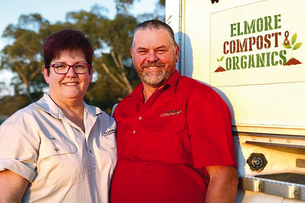 Maturing the market: Elmore Compost