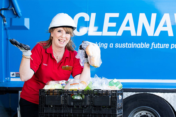 Coles partners with Cleanaway to convert food waste into compost