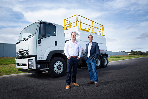 STG Global launches new garbage and sweeper truck range