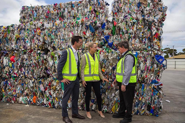 Senate passes Recycling and Waste Reduction Act