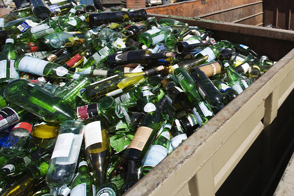 New rules for exporters of waste glass