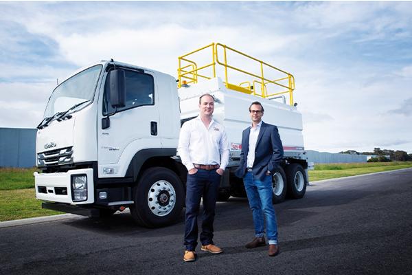 Waste trucks of the future: STG Global