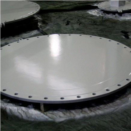 Chesterton ARC coating product applied