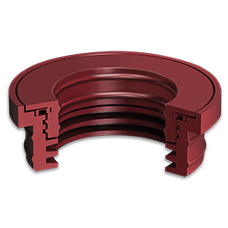 Chesterton® polymer labyrinth seal