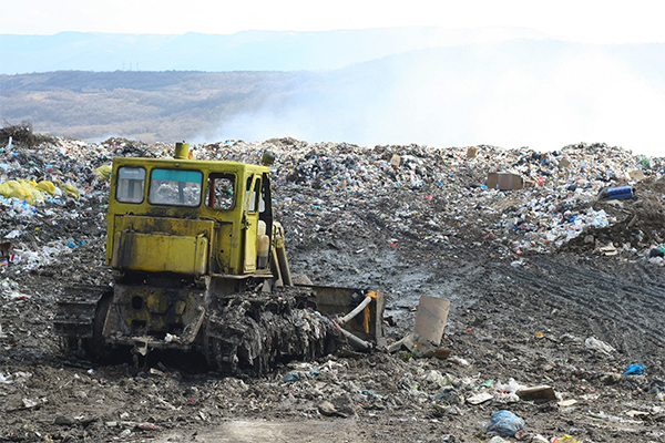 Construction begins on $8M Launceston landfill cell