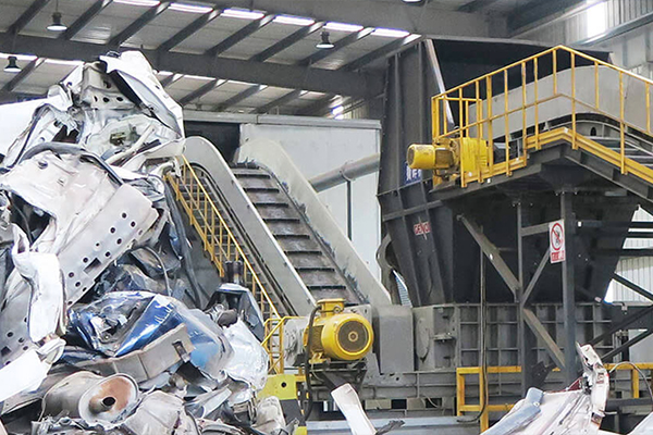Applied Machinery's Genox Metal Recycling System