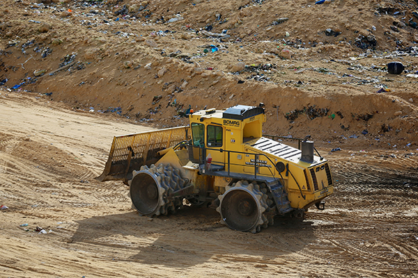Managed services maximise the benefits of landfill technology