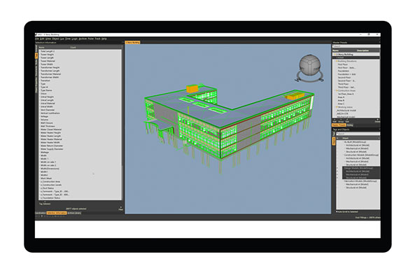 Day-one project visibility with today's best building information modelling tech