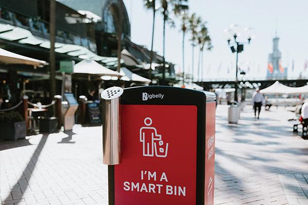 5G waste power: Smartsensor Technologies