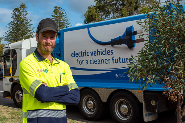 South Australia heads electric truck trial